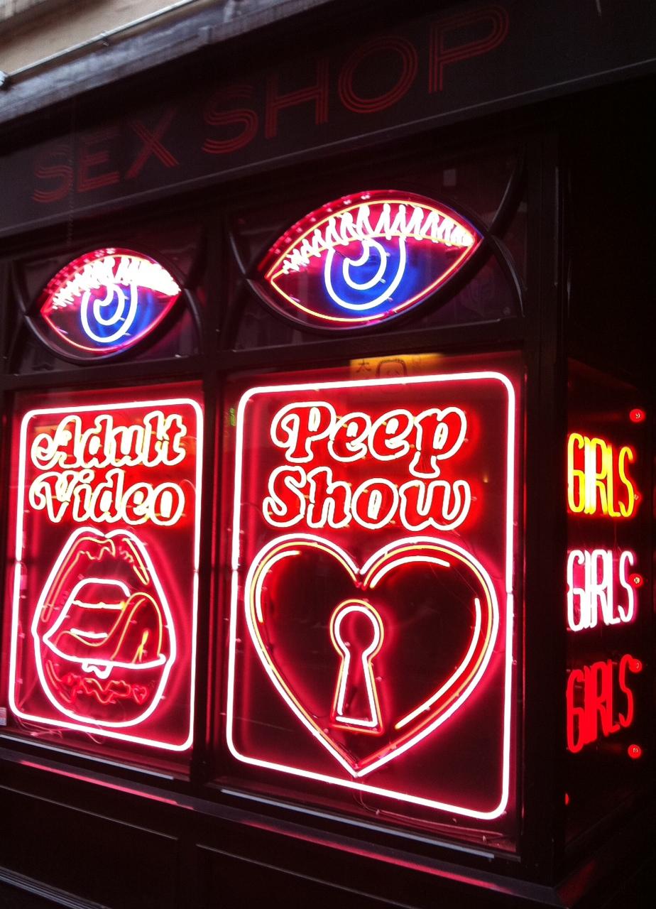 Peep Show Mexican Restaurant London